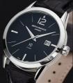Reloj Automático Negro Ecumine Plain Dusk Classic Black