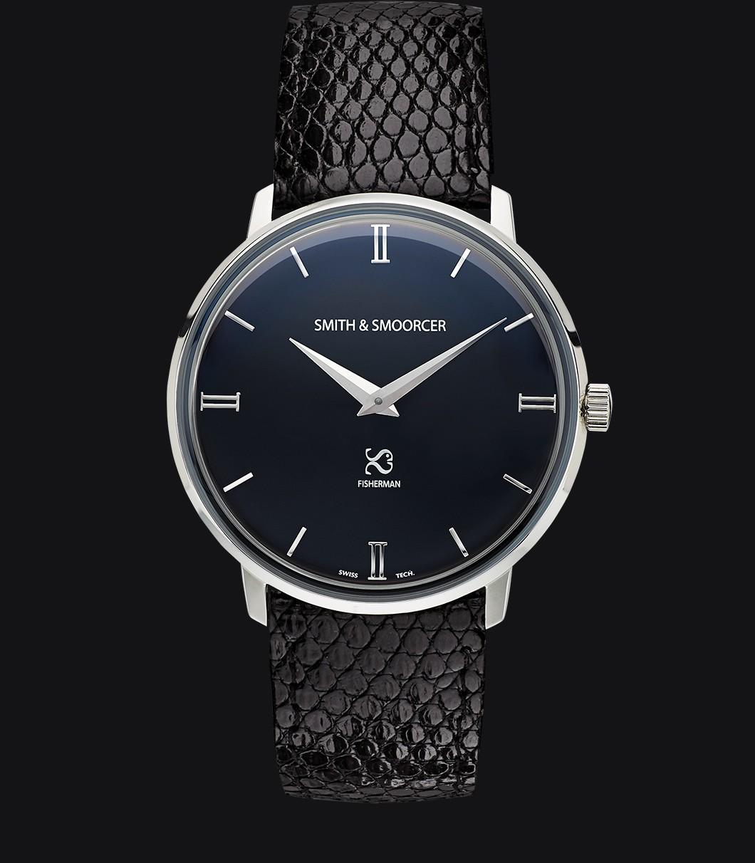 Black Watch Lizard Fisherman Dusk Elegance Black