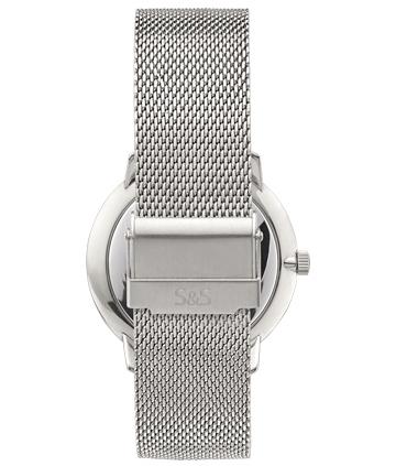 Milanese Steel Watch Strap