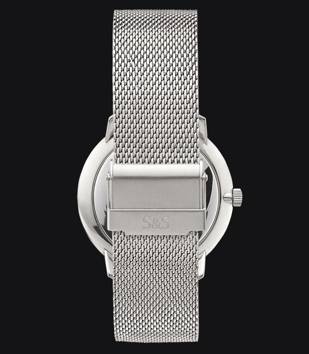 Milanese Steel Watch Strap