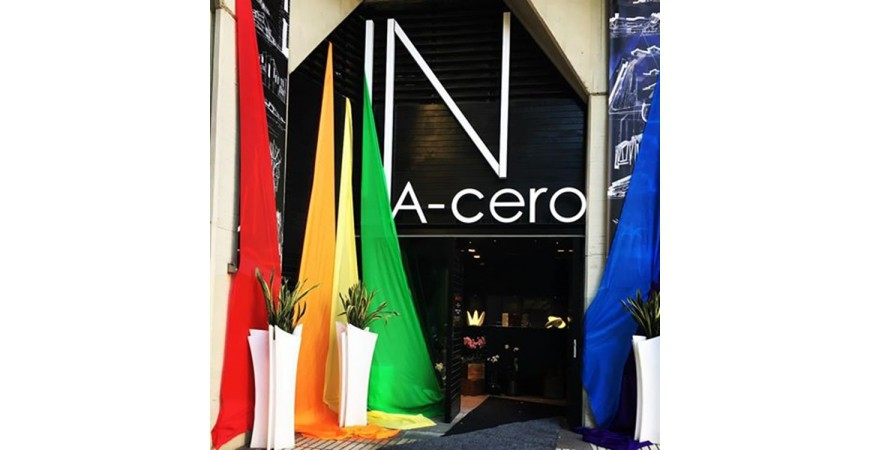 Showroom A-CERO en Madrid