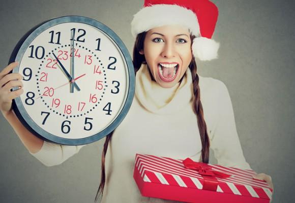 Reloj de mujer para Navidad