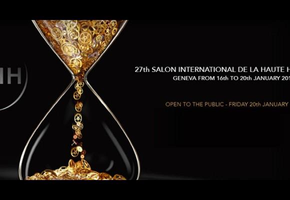 Salón internacional alta relojeria Ginebra 2017