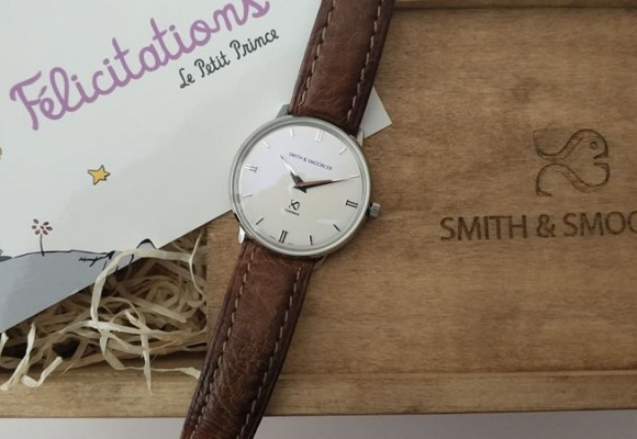 Reloj para regalo de cumpleaños