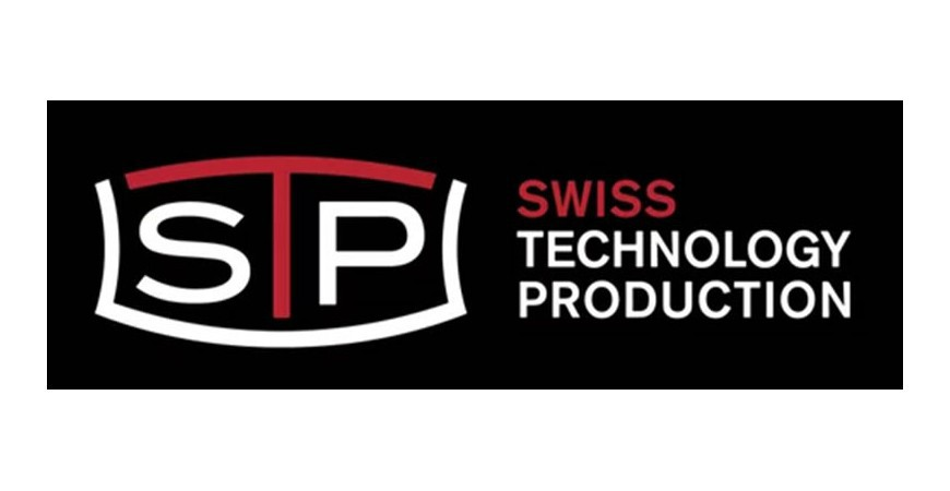 "Maquinarias de relojes suizas STP - Swiss Technology Production ""SWISS MADE"""