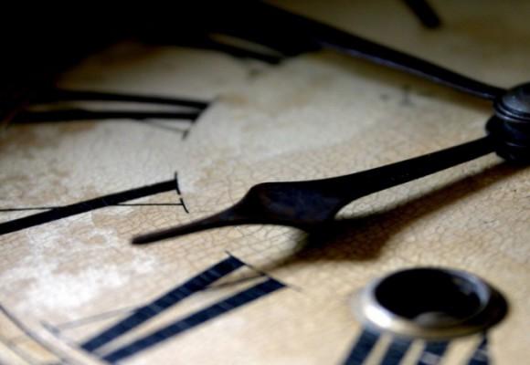 Las agujas de los relojes de pulsera